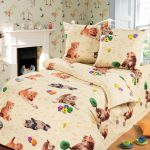 Подростковое постельное белье с котятами