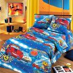 Постельное бельё на кровать для дошкольника