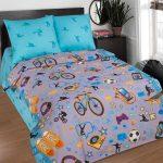 Спальный комплект отлично подходящий для мальчика-подростка