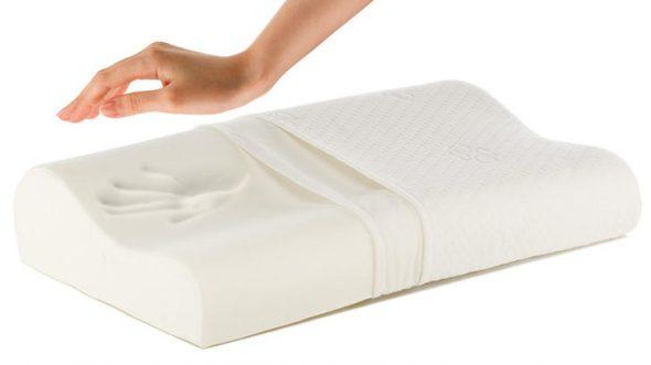 Относительно жетская подушка memory foam