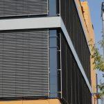 Защита окон лоджии в доме из керамических блоков