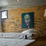 Матрас на полу для сна - удобно и оригинально