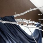 Необычная идея для карнизов: длинные сухие ветви