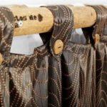 Однорядный карниз из бамбука своими руками