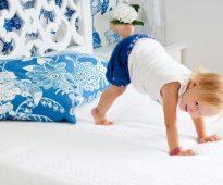 Различные виды детских матрасов