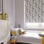 Детская кровать в светлой спальне