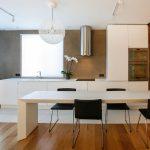 Дизайн кухни в стиле минимализма