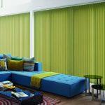 Светло-зеленый оттенок визуально увеличивает помещение