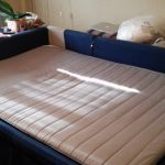 Топпер выравнивает неровности продавленных кроватей