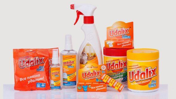 Универсальный пятновыводитель Udalix