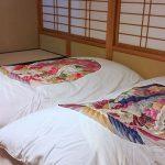 Японская спальня без традиционных кроватей