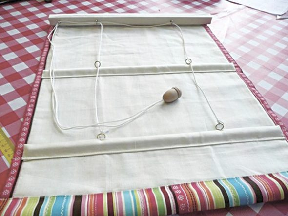 Плотная подкладка для укрепления ткани