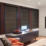 Рулонные шторы для домашнего кинозала