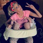 Анатомическая подушка для мамочки и малышей