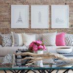 Декоративные подушки для комнаты в стиле лофт