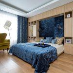 Корпусная мебель в спальной комнате