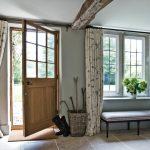интерьер холла в частном доме