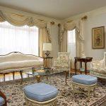 Дизайн гостиной в стиле классики