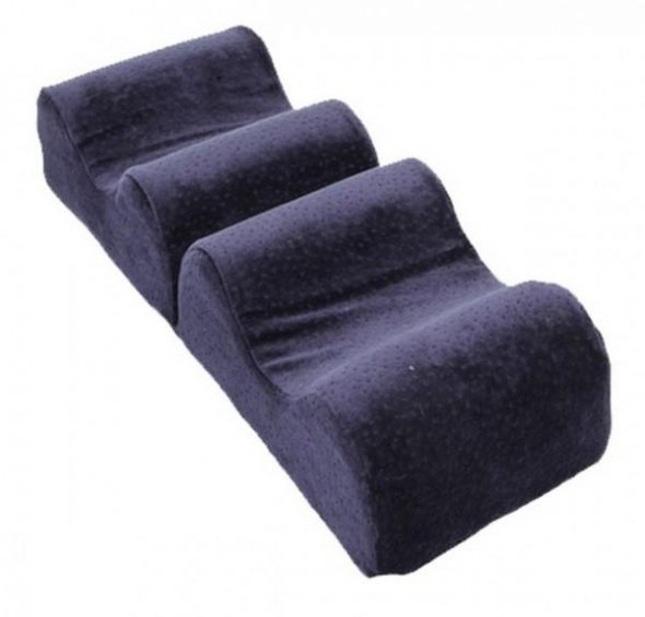 Контурные ортопедические подушки для ног