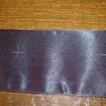 Разметка манжетной ленты для установки люверсов