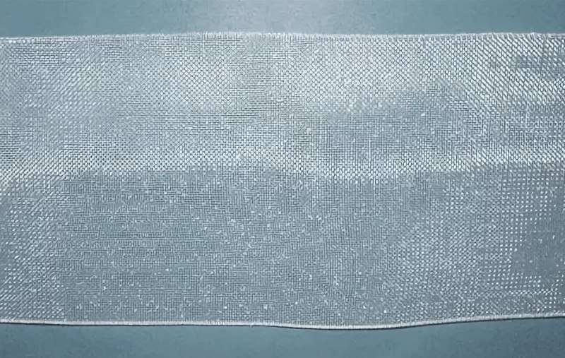 Капроновая люверсная лента для шторы