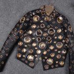 Модная куртка для стильной девушки