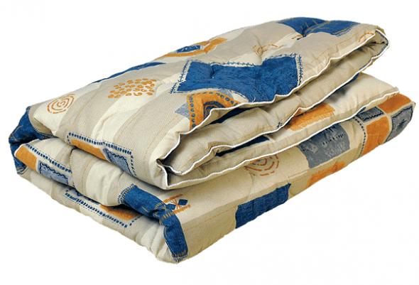 Одеяло с биркой