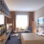 Дизайн спальни в стиле модерна