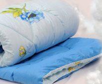 Синтепоновое одеяло нуждается в частой стирке