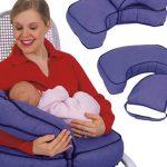 Подушка для кормления из двух частей