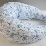 Подушка для кормления в морском стиле