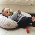 Подушка-подкова для кормления