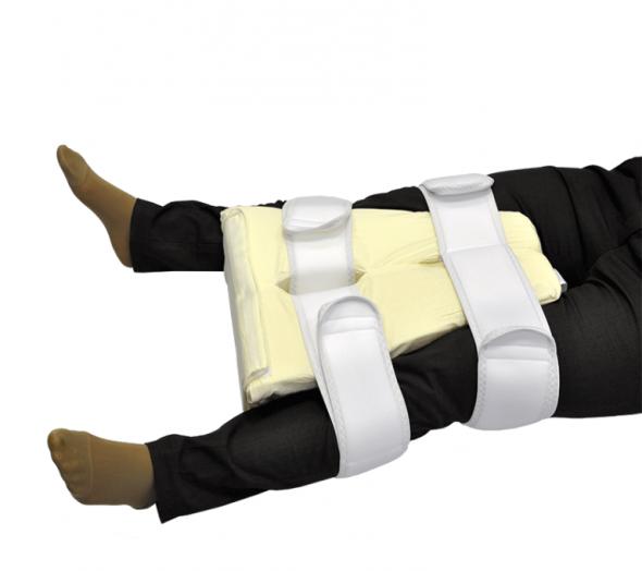 Подушка с анатомическими выемками