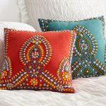 Подушки для дивана ручной работы