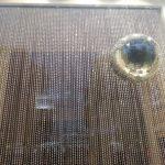 Нитяные шторы из мелких бусин