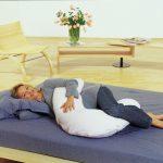 Специальная удобная подушка для беременных женщин