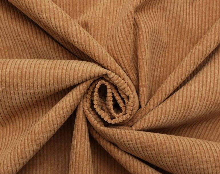 Вельветовая ткань для занавесок в гостиную