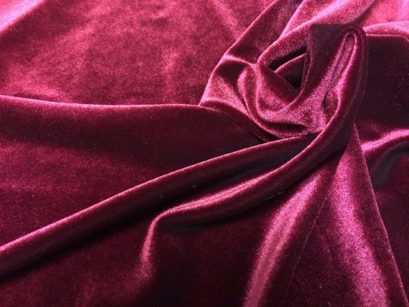 Ткань велюр