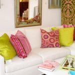 Удобные и компактные подушки для дивана