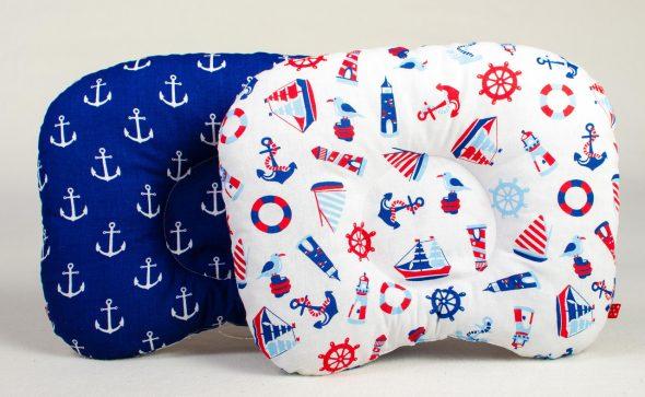 Дизайн детских ортопедических подушек