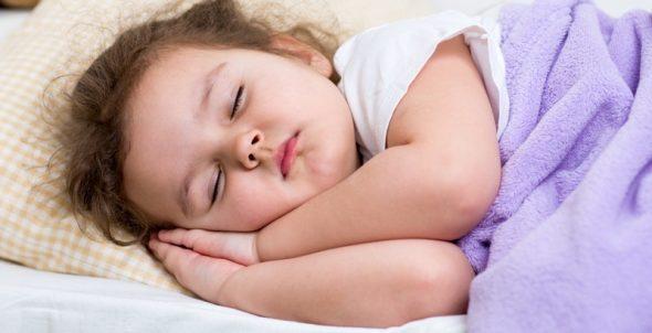 Подходящая детская подушка