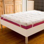 Наматрасник на двуспальную кровать для взрослых