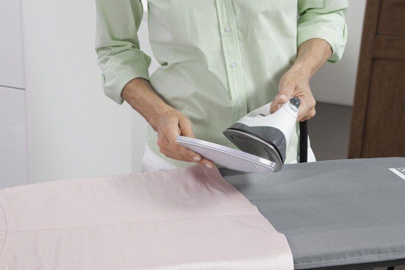 Тефлоновая насадка для глажки деликатных тканей