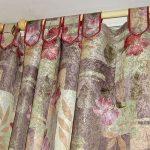 Оригинальные шторы на застежке-липучке
