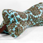 Ортопедическая подушка с косточками