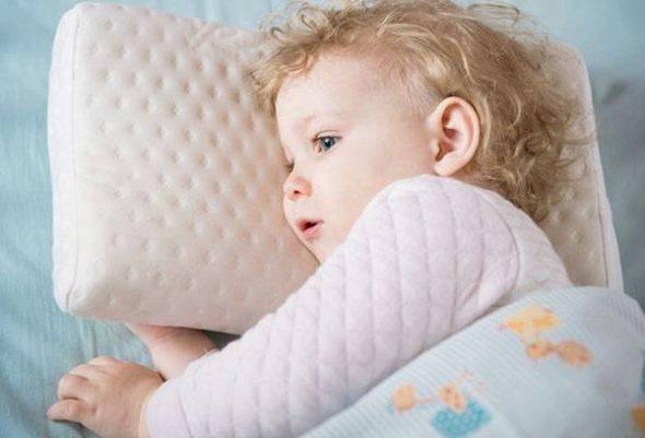 Основное правило выбора детской подушки