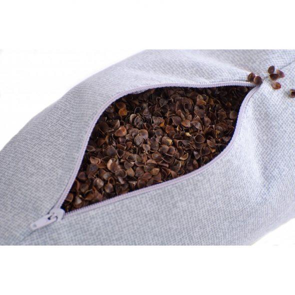 Подушка с гречневой шелухой