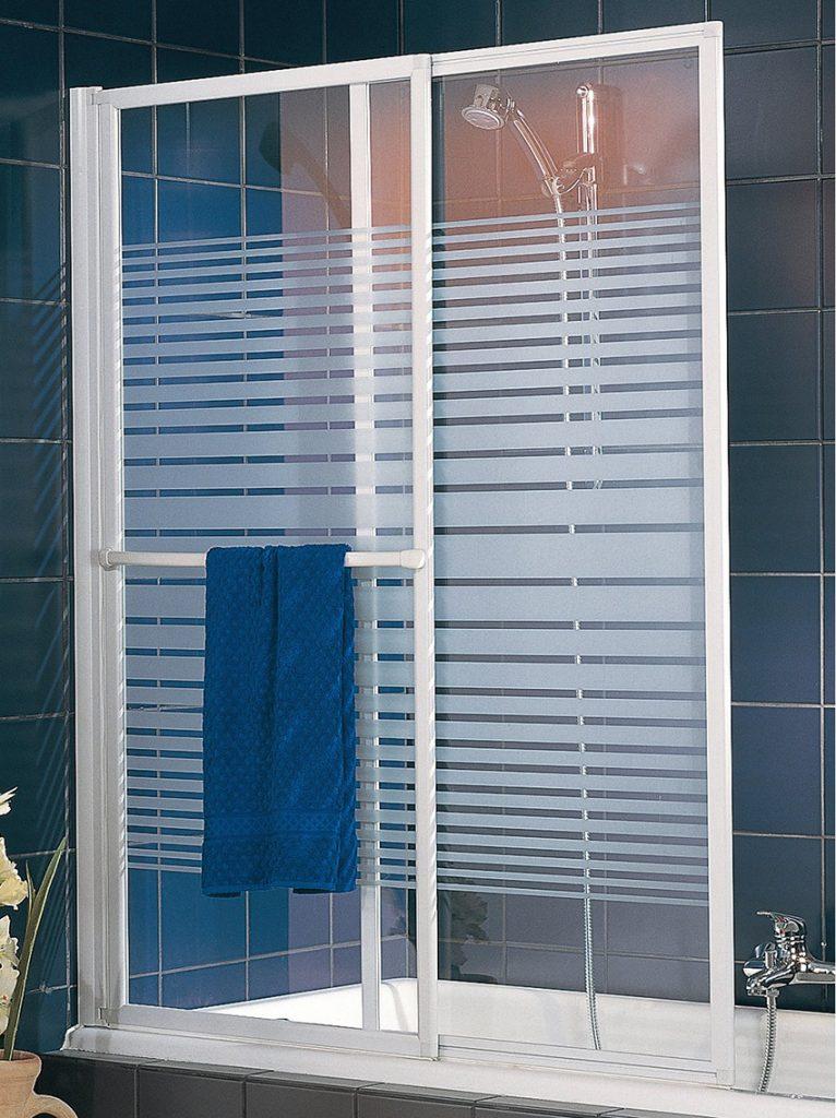 Раздвижная створка с планкой для полотенца