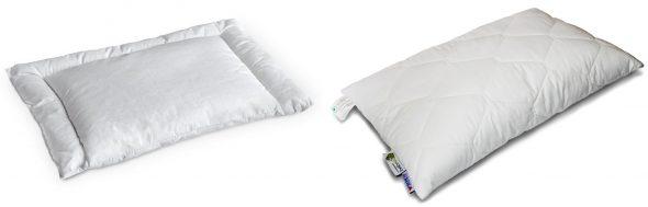 Силиконовые детские подушки