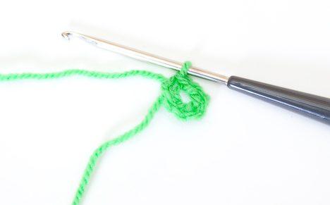 Вяжем цепочку
